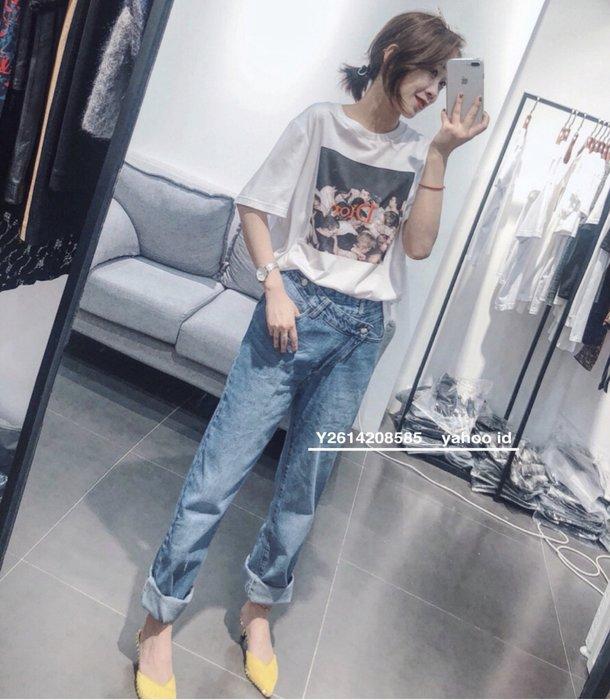 【代購】新品 R13 交叉 褲頭 牛仔褲