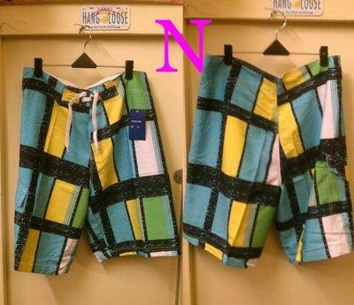 超值福袋5件組`南美品牌SOFICH衝浪短褲`可挑尺寸不能挑花色`