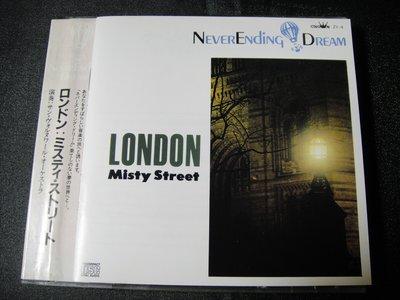 【198樂坊】LONDON:Misty Street(Fascination.......日版)BT