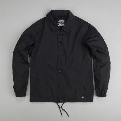 『WORKZOO』Dickies Torrance Coach Jacket 教練外套 正品 歐線 深藍 黑色 軍綠