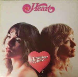 黑膠唱片  Heart – Dreamboat Annie 紅心合唱團/安妮夢船  歐洲原裝進口