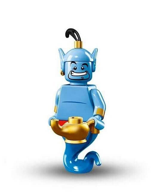 **玩具部落*LEGO 樂高 71012 迪士尼 DISNEY 人偶包 積木 神燈巨人 特價231元起標就賣一