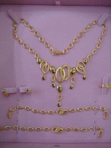 【9999 黃金套組工資特價2900元】結婚金飾 結婚套組 純金套組 黃金戒指 黃金耳環 黃金手鍊 黃金項鍊創全台最低價