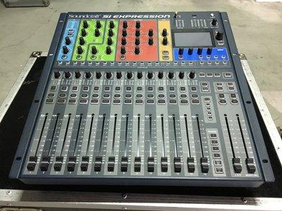 售:九成五新Soundcraft Si Expression 1 Digital Mixer - 16 Channels