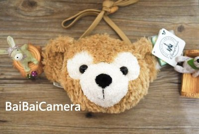 [bai]日本香港 迪士尼 Disney 正版 限量Duffy 達菲熊 零錢包 玩偶吊飾 可吊 相機包 卡片套夾