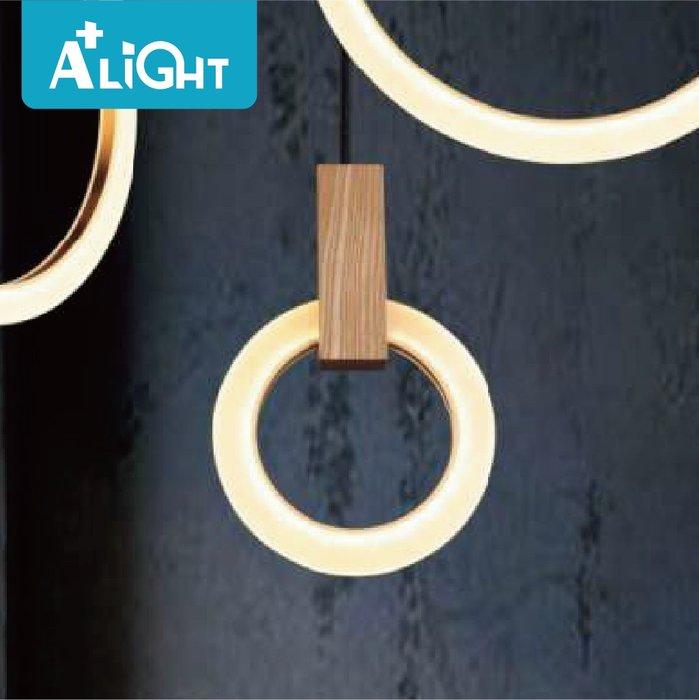 A+LIGHT[AplusLight]現代風|光環吊燈(B)|ο