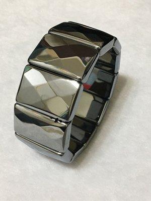 晶曜水晶~~~太赫茲、鈦赫茲鑽切款手排-30mm-11片