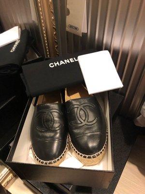 香奈兒鉛筆鞋36號9成新只穿一次