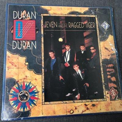 Duran Duran – Seven And The Ragged Tiger 1983年 加拿大版