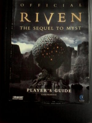 Riven The Sequel To Myst 神秘島