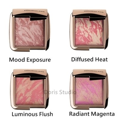 [Diffused Heat 現貨] HOURGLASS Ambient Lighting Blush 腮紅
