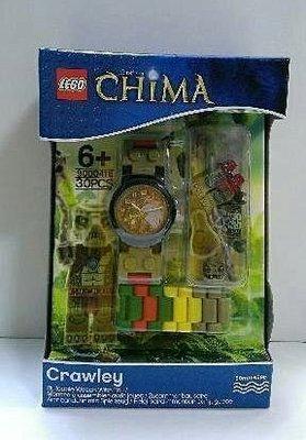 樂高特賣 LEGO 樂高手錶系列~黃金鱷