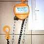 500kg手拉吊車鍊條2.5M/ 鍊條式/ 替代鋼索吊車...