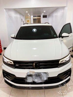 銳訓汽車配件精品 Volkswagen Tiguan 安裝南極星GPS-6688 征服者 HP-905 HP1_PLUS
