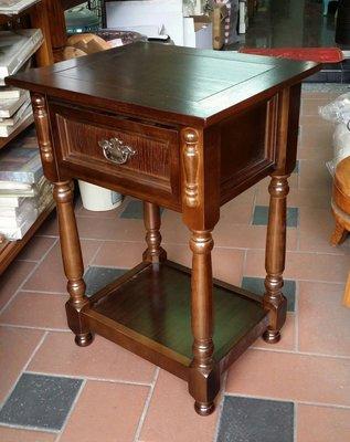 美生活館---全新古典一抽電話桌/花台...