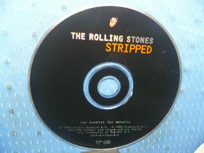 [無殼光碟]KP THE ROLLING STONES STRIPPED