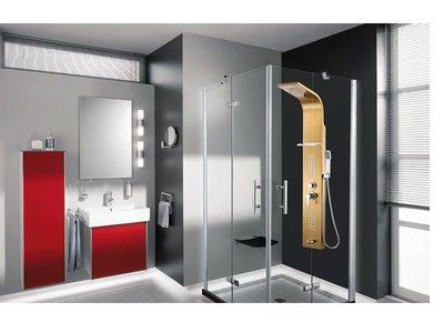 【yapin小舖】時尚新款SPA淋浴柱.不鏽鋼淋浴柱.多功能花灑.多功能蓮蓬頭.衛浴淋浴柱