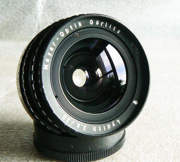 【悠悠山河】梅毒電影鏡 10葉片Meyer-Optik Lydith 30mm F3.5 1Q頂級鏡片 M42口 近新品