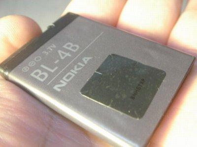 NOKIA BL4B 原廠電池 2505/7070/7370/7373/7500P/N76/6111 桃園《蝦米小鋪》