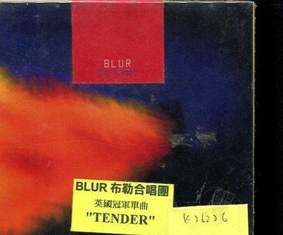 *真音樂* BLUR / TENDER 二手 K26226