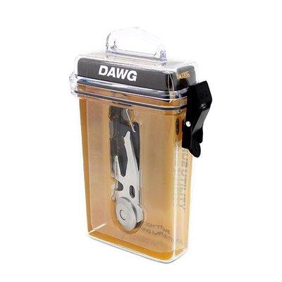 【野外營】英國 TRUE UTILITY TU205 DAWG 14合1多 鑰匙圈工具組