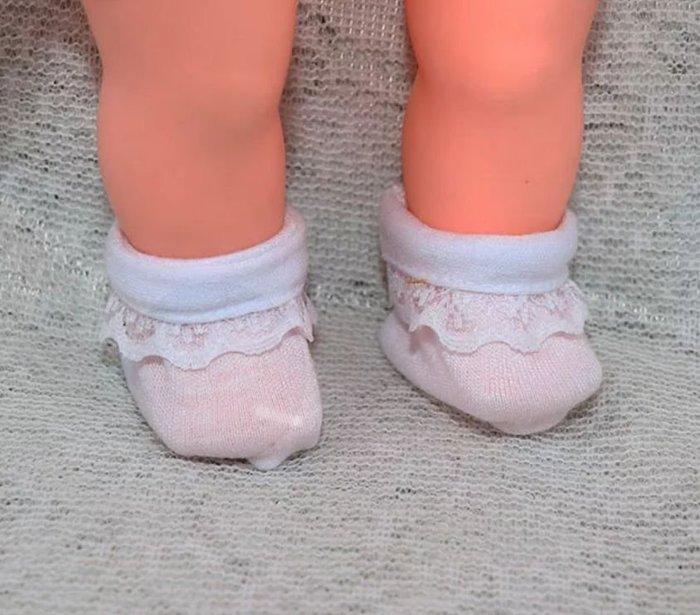 《云媽娃衣舖》小美樂娃娃適用配件 蕾絲襪《現貨》