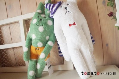 ˙TOMATO生活雜鋪˙日本進口雜貨CRAFTHOLIC萬聖節限定款南瓜兔子幽靈熊布偶(S)