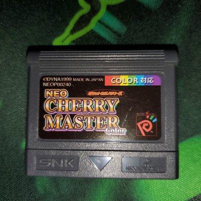 NGPC 日版 SNK CHERRY MASTER 水果盤大師 NEOGEO POCKET COLOR S21