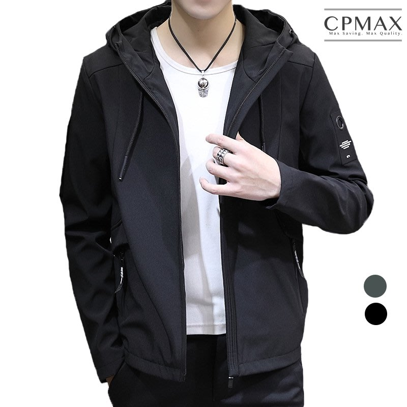 CPMAX 韓系防風防水騎士外套 防風外套 防水外套 保暖外套 大衣外套 機車外套 大尺碼外套 男外套外送必備 C100