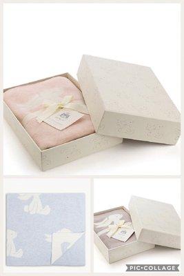 (預購)英國 JELLYCAT 三色 安撫毯 禮盒 Bashful Bunny cotton blanket
