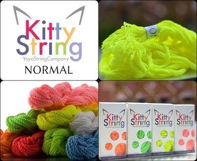 奇妙的溜溜球世界 Kitty String 貓線 Type:Normal 高品質溜溜球技術繩 專用線 比賽競技用 !