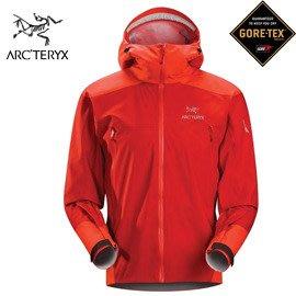 丹大戶外 【Arc'teryx】始祖鳥 Beta FL JKT男Gore-Tex防水透氣外套 鮮紅5013512956C
