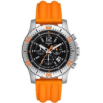 丹大戶外用品【Traser】P6602 Extreme Sport Chronograph極限運動三環計時器系列軍錶