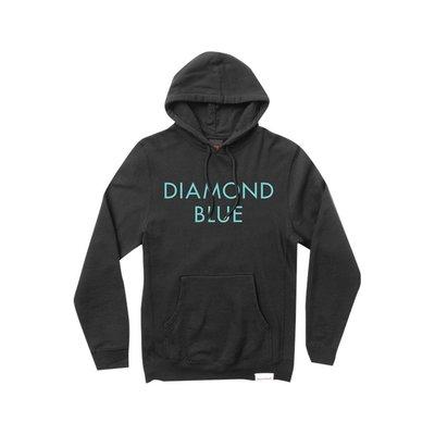 [WESTYLE] Diamond Supply Co Diamond Blue Hoody 黑 帽TEE 連帽Tee