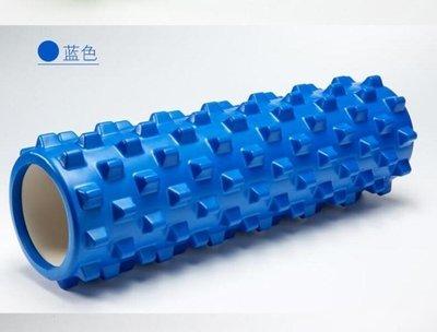瑜伽柱狼牙棒泡沫軸滾筒輪按摩棍肌肉放鬆泡沫瘦腿滾軸健身瑯琊棒