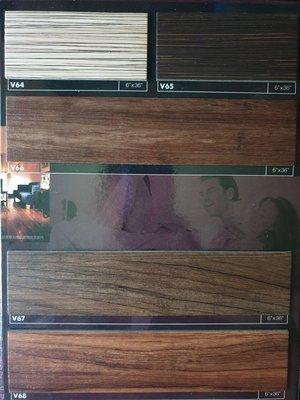 美的磚家~FLOORWORKS福樂極品木紋塑膠地磚塑膠地板~質感佳知名品牌15cmx90cmx3m/m,每坪1050元