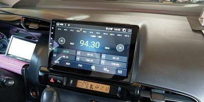 **Ji汽車音響**WISH 10.2吋安卓專用機 四核心 八核心自由配 最新IPS面板技術 無線上網 導航