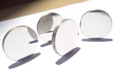 金屬鉬反射鏡片 雷射反光鏡片 雷射鏡片 雕刻機切割機 刻章機配件*3