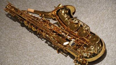 §唐川音樂§【Forestone GX PRO Alto Saxophone GL 金漆 中音薩克斯風】升級第二代