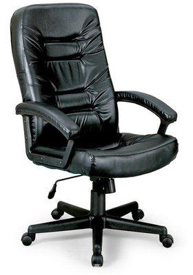 【浪漫滿屋家具】(Gp)606-1 辦公椅(含氣壓傾仰)黑