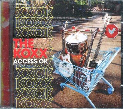 【嘟嘟音樂坊】The Koxx Vol. 1 - Access OK  韓國版  (全新未拆封)