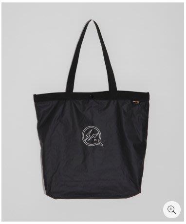 XinmOOn DENIM BY FRAGMENT CORDURA Toto Bag 閃電 機能 托特包 購物袋 收納