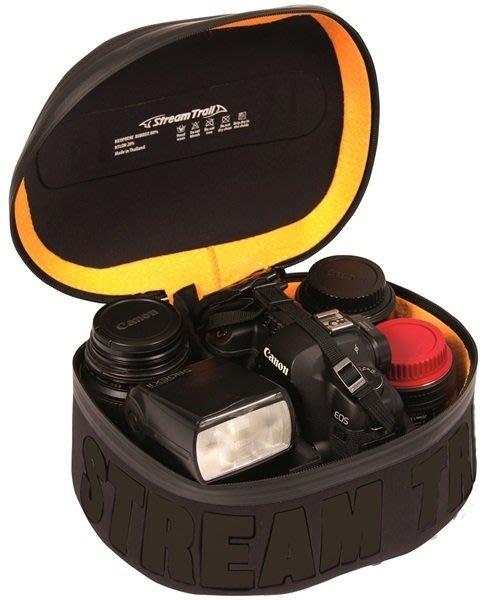 日本Stream Trail AMPHIBIAN單眼相機專用防水相機包Vanity Tank 最好的收納防震相機包