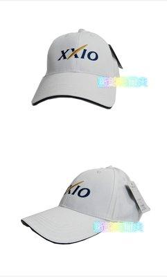 藍鯨高爾夫 XXIO 高爾夫球帽(白) #KUO-001