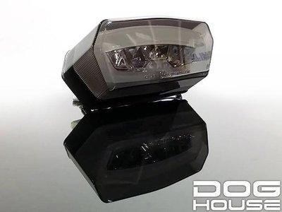 惡搞手工廠  HONDA MSX 整合方向燈一體式尾燈組 LED MSX 125 GROM LED DOGHO