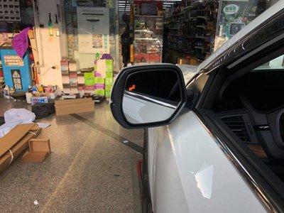 【桃園 國瑞精品】 HONDA CRV5  專用型 鏡片型 盲點偵測 系統