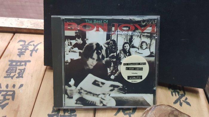 正版CD~《邦喬飛》專輯Bon Jovi – Icon: Cross Road
