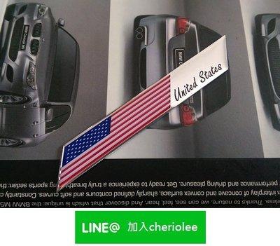 美國旗 鋁合金貼標 VESPA 偉士牌 GTS 300 IE SUPER SPORT LT LXV 125 IE