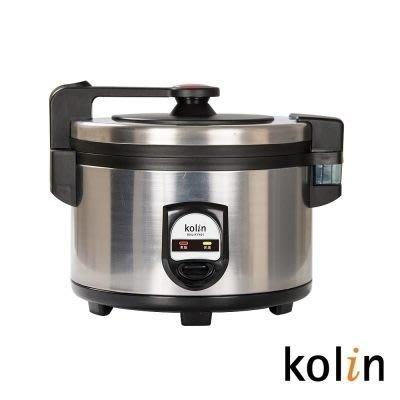 【大頭峰電器】【Kolin歌林】40人份商用電子鍋(KNJ-KY401)