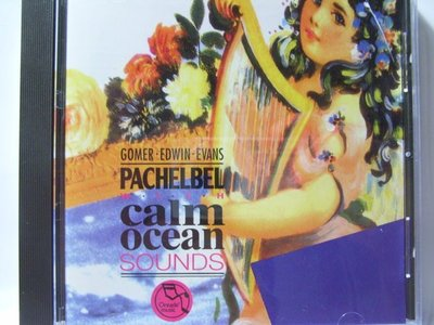 Gomer Edwin Evans-Pachelbel with calm ocean sounds(全新未拆)